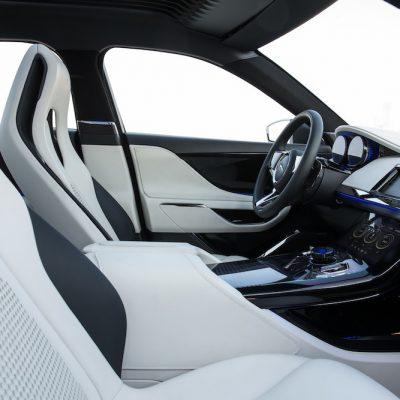 Ultra Modern Car Interior
