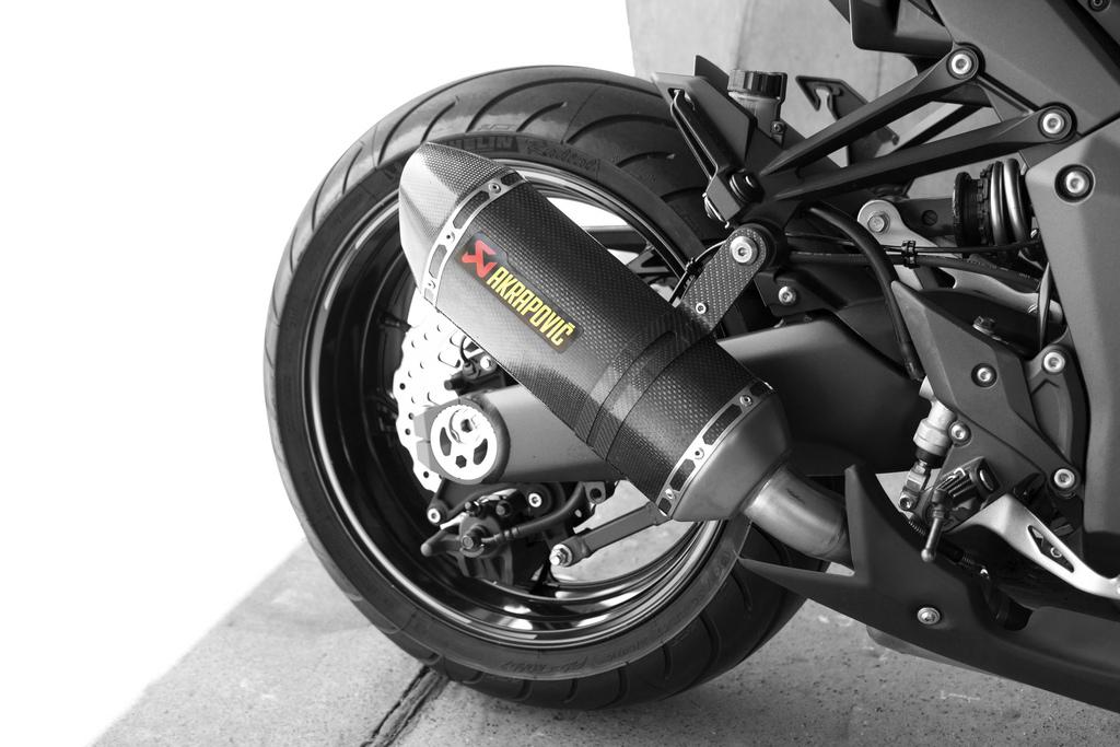 Superbike concept
