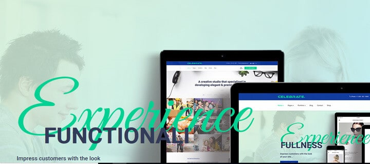Celebrate - Startup Business Theme