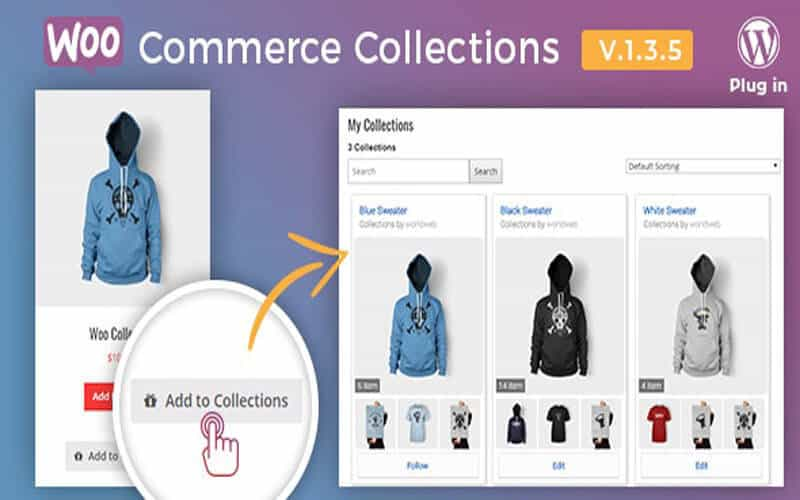 WooCommerce Collections