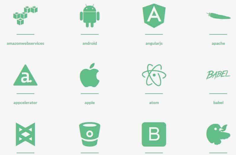 best free web icon packs
