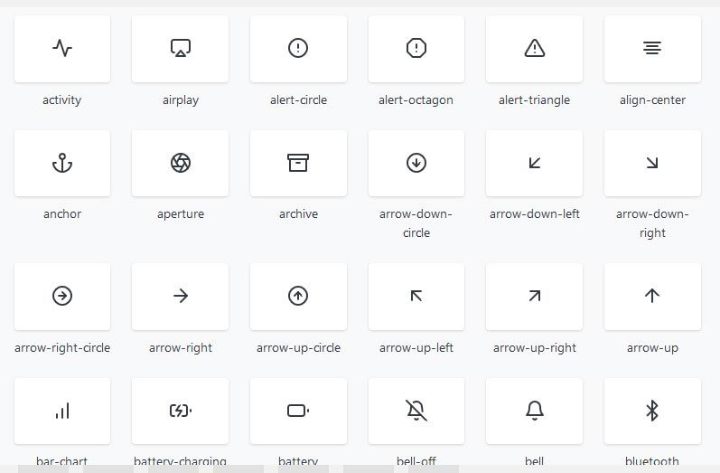 Icons Pack Free Download
