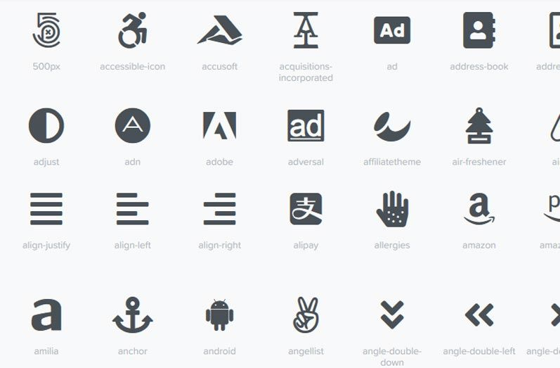 Download 15 High Grade Web Icons Pack Free Download for Designers ...