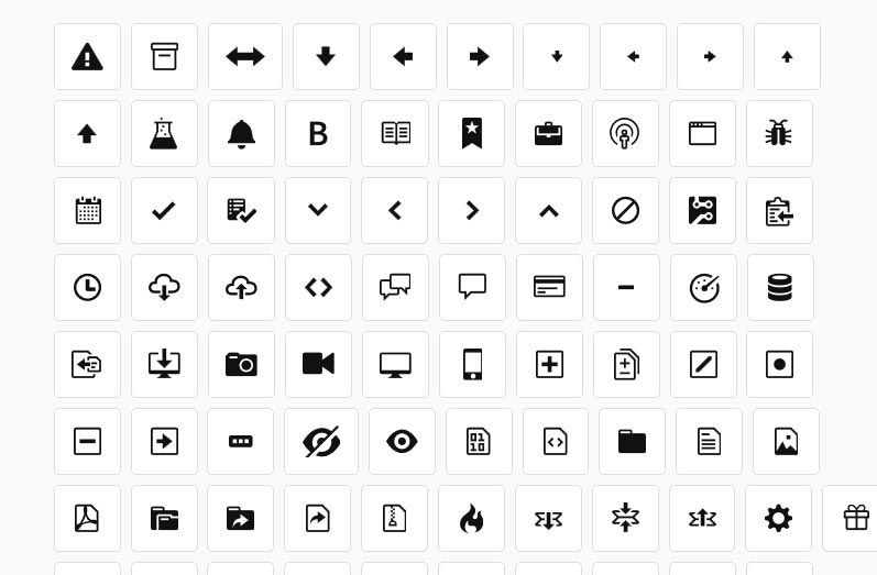 web icons pack free download