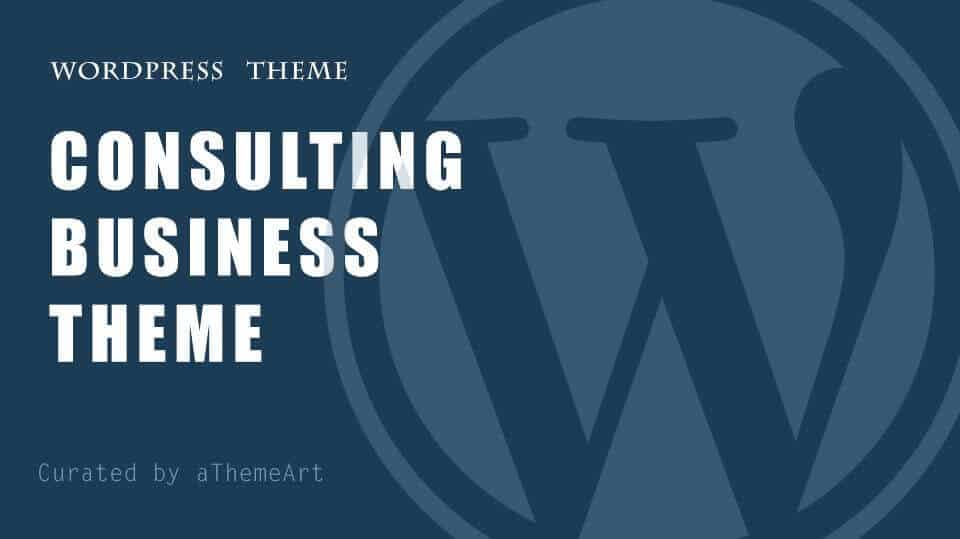 10 Professional WordPress themes based on bootstrap for consulting business at 2020