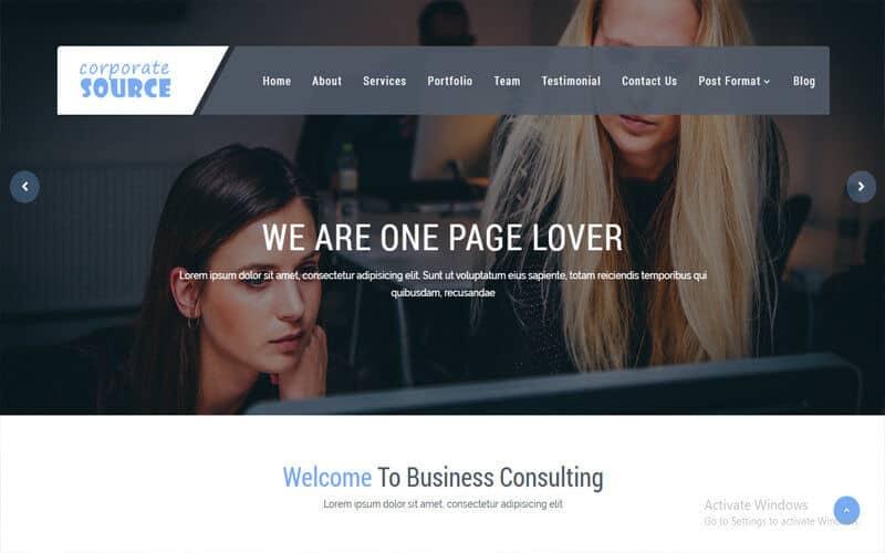 CorporateSource