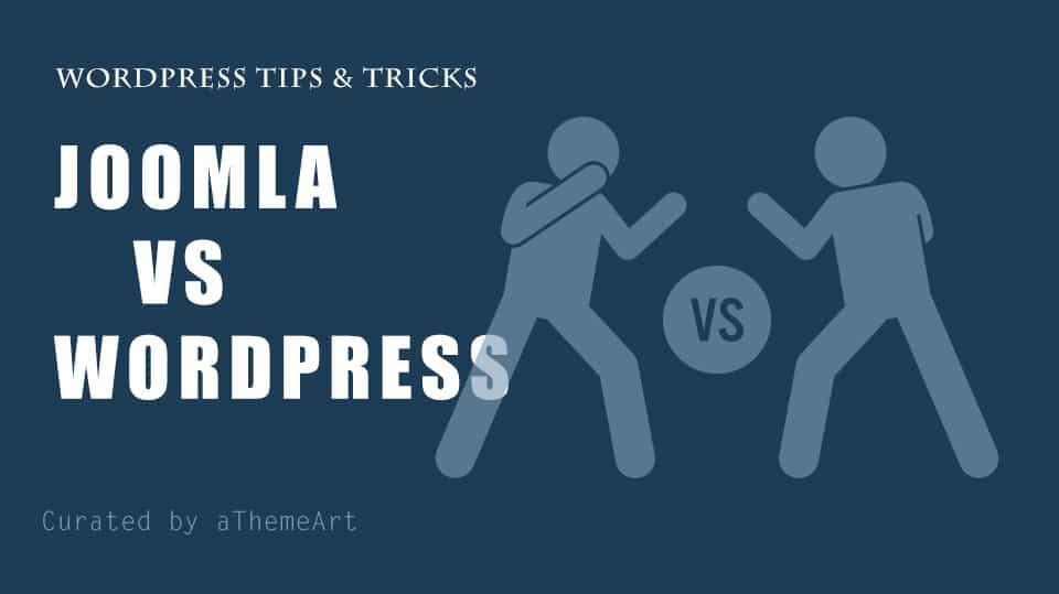 Joomla vs wordpress, Which is best for Free Blog Sites