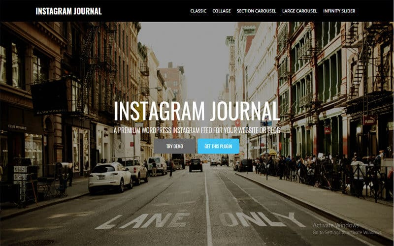 Instagram Journal