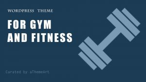 20+ Healthy WordPress theme for gym and fitness