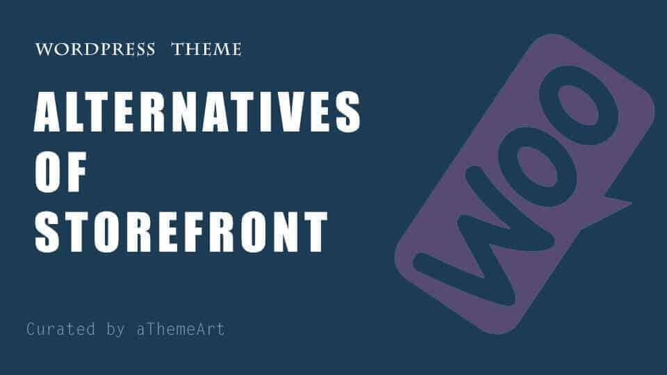 WordPress WooCommerce Storefront Theme