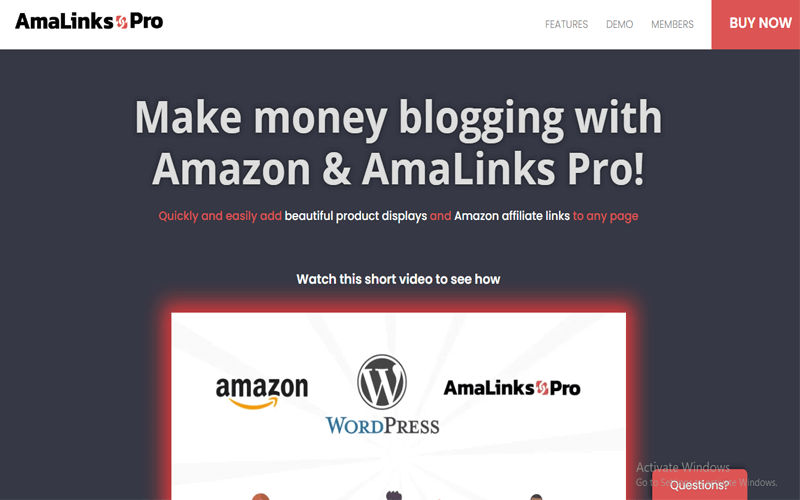 Preview image of AmaLinks Pro