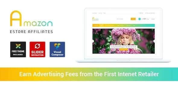 Preview image of Amazon eStore Affiliates Plugin for the amazon affiliate WordPress plugin