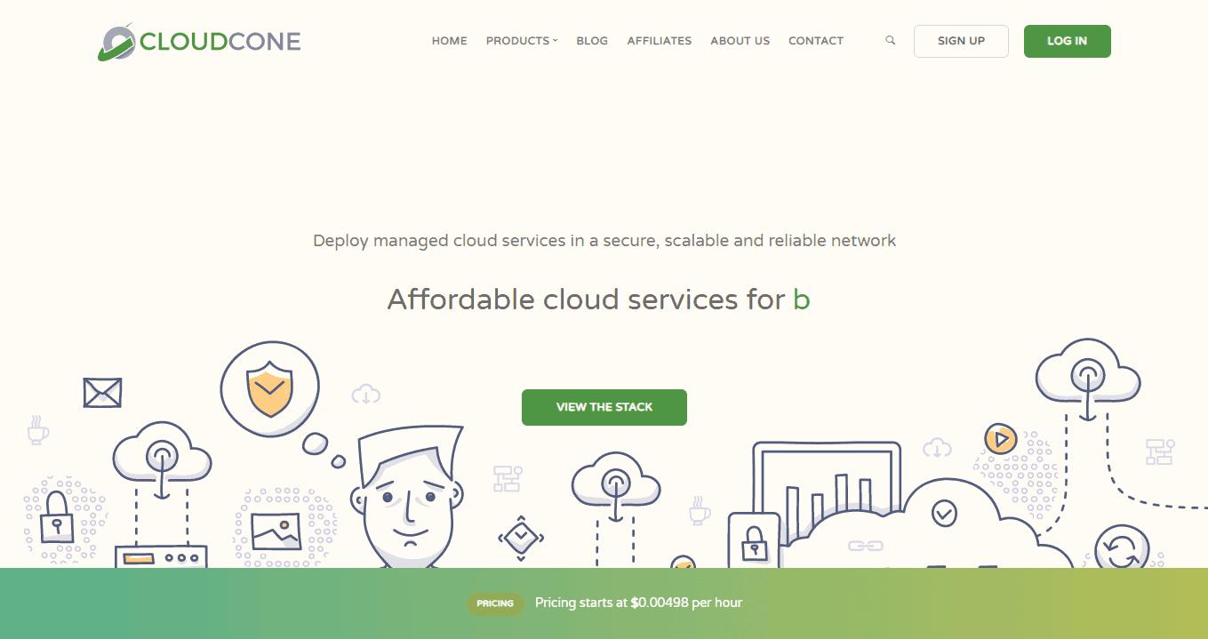 Cloud Clone Hosting Provider