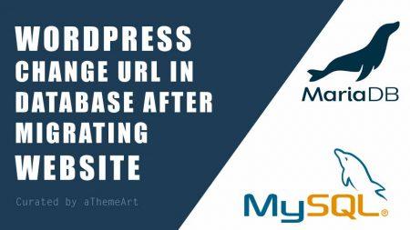WordPress Change URL in Database