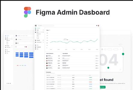figma website template