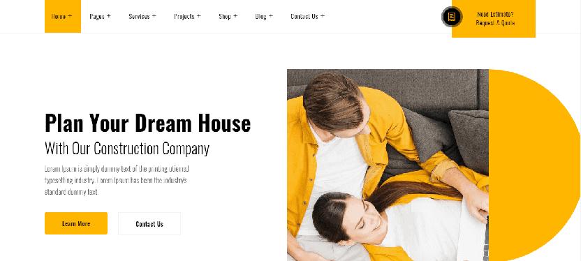 Keenarch - Architecture portfolio Themes