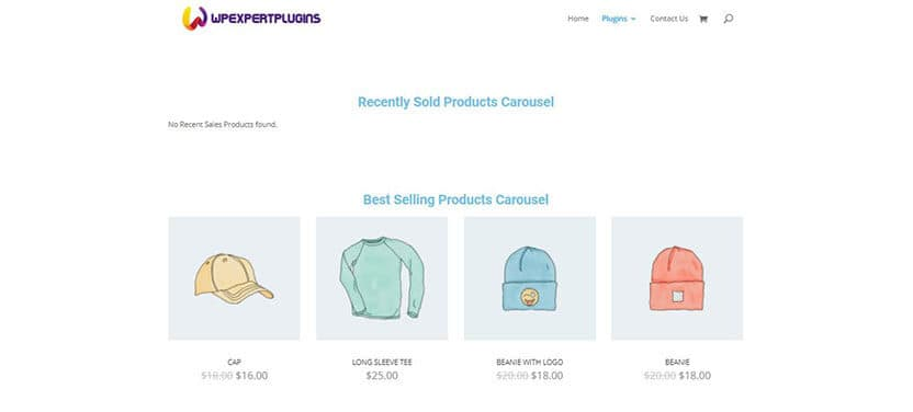Product Carousel for Elementor