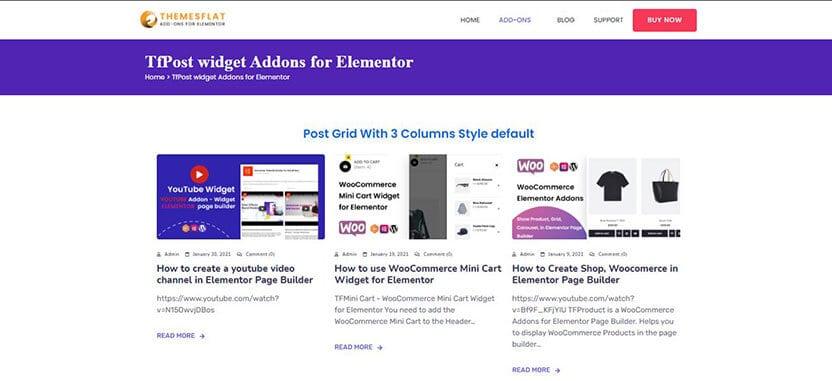 elementor slider plugin