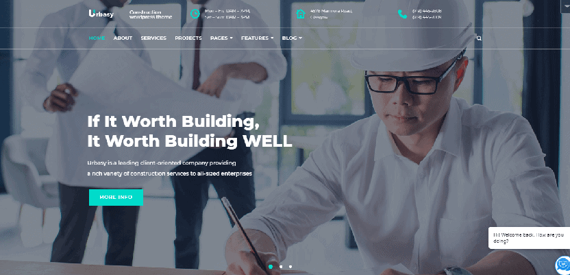 The 14 Best Architecture WordPress Theme for Interior, Architecture or Construction portfolios