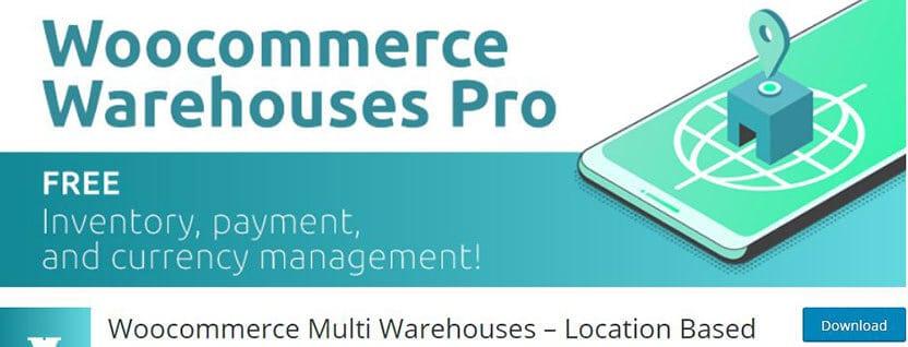 Woocommerce Multi Warehouses