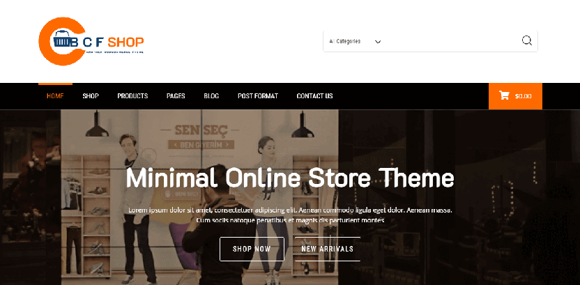 Business Consultant Finder - best elementor shop theme
