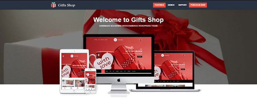 10 WordPress Gift Shop Themes like Disney, Legoland & Seaworld