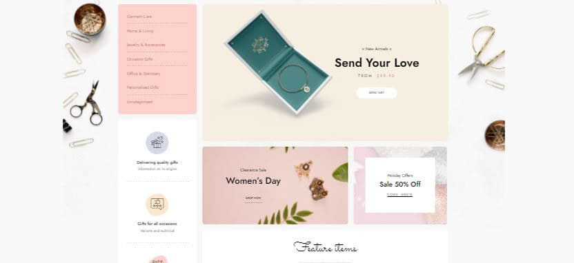 best wp theme for eCommerce