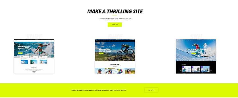 klippe- surfing wordpress theme