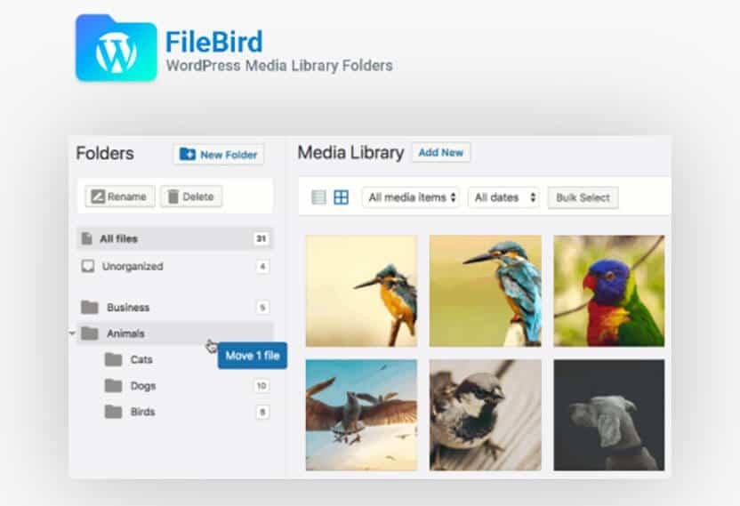 media-folders-manager-for-wordpress