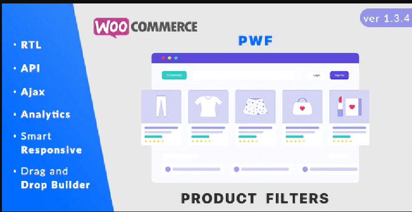 PWF Product Filters