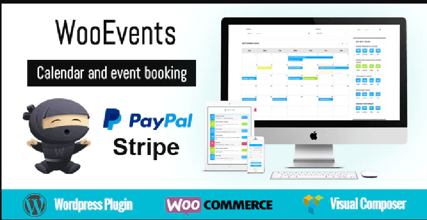WooEvents - WooCommerce course booking