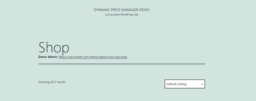 woocommerce-dynamic-price-manager