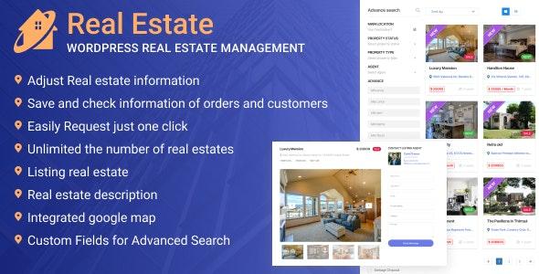 wordpress-real-estate-management