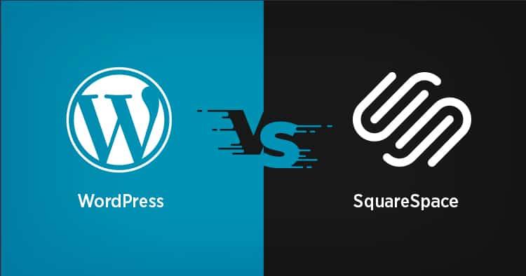 WordPress Vs. Square Space