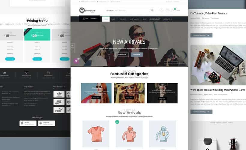 ShopStore Multipurpose WooCommerce WordPress Theme
