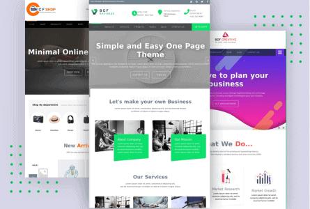 Business Consultant Finder ( BCF ) Multipurpose WooCommerce Theme